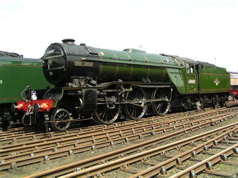 Green L Uk by File Lner V2 60800 Green Arrow At Crewe Works Jpg