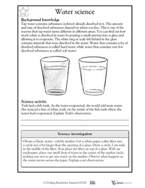 Science Worksheets For 5th Grade by Our 5 Favorite Prek Math Worksheets Taps Sub Plans And
