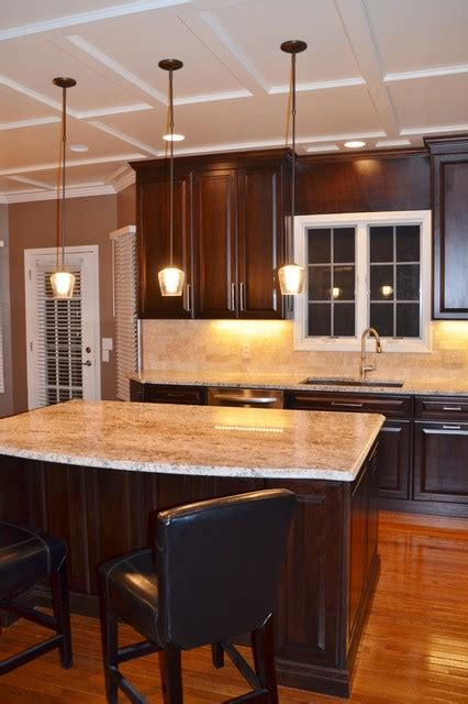Schlafzimmer Style 3858 by Rj Perritt Homes Westlake Kitchen Remodel Cleveland