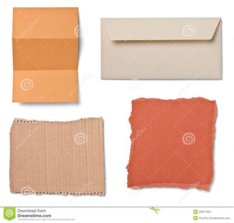 Envelopes From Paper - grunge envelope and paper stock images image 29817424
