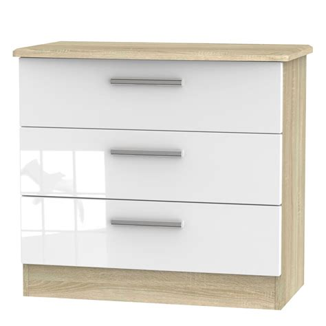 plastic chest of drawers wilko cadiz 3 drawer chest of drawers white deal at wilko offer