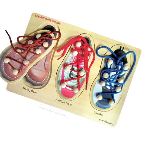 wooden shoe crossword wooden shoe lacing puzzle diy with shoelaces