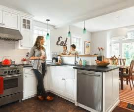 small open kitchen ideas kitchen after open setup a cozy kitchen with more light more function this house