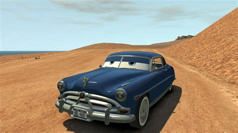 Doctor After Car 2 by Cars Doc Hudson Hornet Mod Hd
