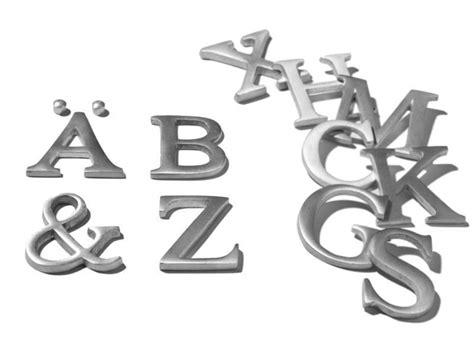 Klebebuchstaben F R Stoff aluminium buchstaben jetzt online kaufen modulor