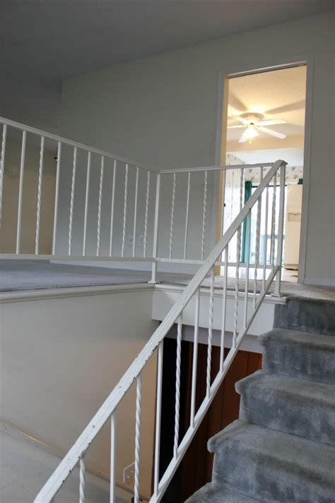 Handrail Paint how to paint metal handrails