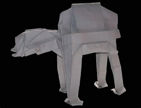 origami starwars wars origami neatorama