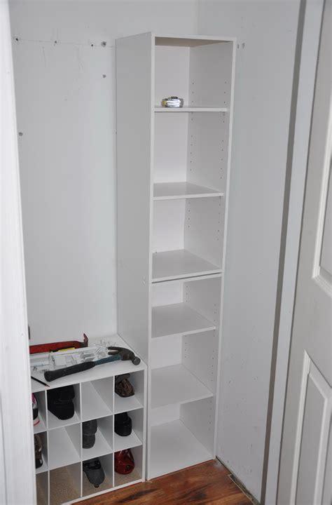 Lowes Closet Shoe Organizer by Lowes Shoe Rack Closet Home Design Ideas