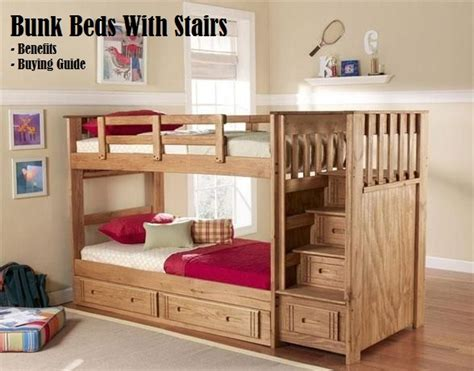 staircase bunk beds bunk beds with stairs