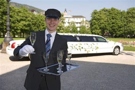 Chauffeur Limousine by Limousinen Chauffeur F 252 R Stretchlimousinen M W