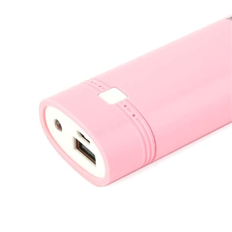 diy phone charger portable usb power bank case diy kit 18650 mobile battery
