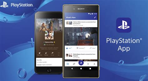 playstation for android sony launches new playstation app for android and ios
