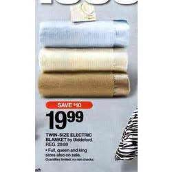 buying online target black friday twin size electric blanket by biddeford at target black