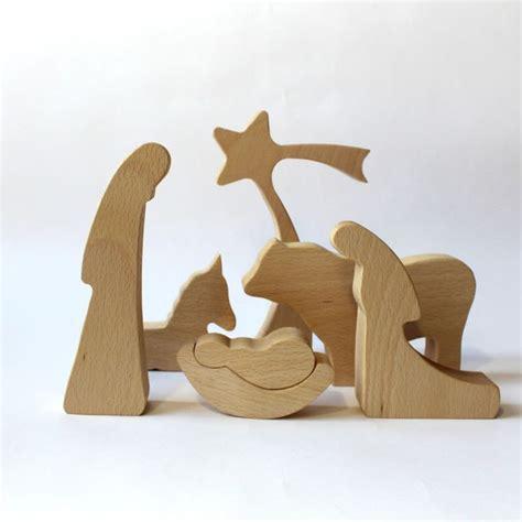 Handmade Wooden Nativity Sets - modern wooden nativity wood nativity nativity