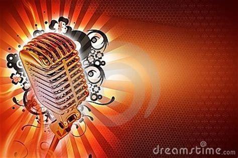 imagenes retro karaoke karaoke background stock image image 24165191