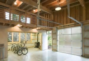 garage loft designs 20 industrial garage designs to get inspired