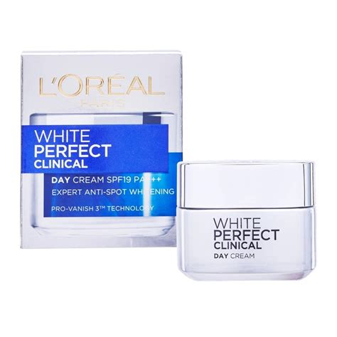 Loreal Whitening l oreal white clinical skin whitening day