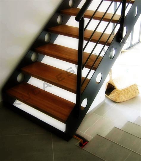 Escalier Droit Metal by Escalier Metallique Exterieur Leroy Merlin 9 Pin