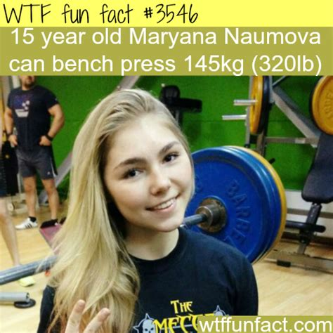 bench press facts maryana naumova tumblr