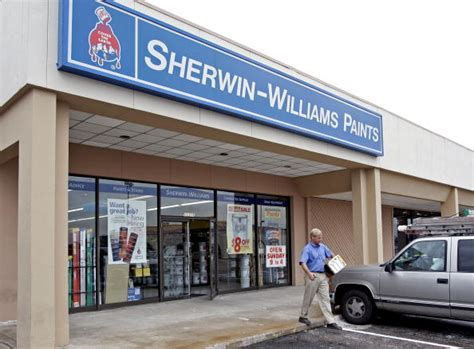 sherwin williams paint store brton paint company sherwin williams to acquire valspar for 9 3
