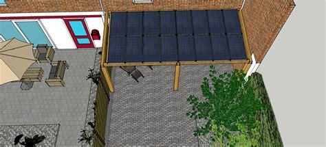 veranda zonnepanelen nog een idee veranda met zonnepanelen familie