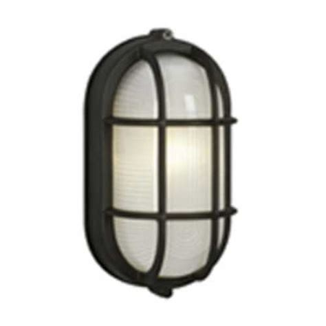 bulkhead outdoor lights marine oval bulkhead outdoor wall light 305014bk