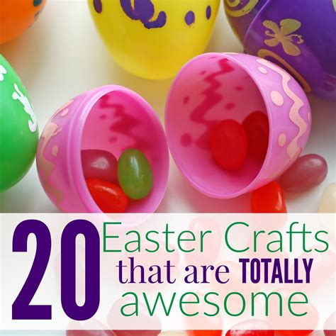 easy easter crafts  kids    awesome
