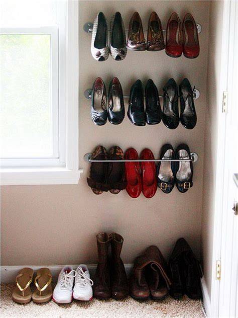 28 clever diy shoes storage ideas that will save your time storage ideas shoes 28 images shoe storage solutions