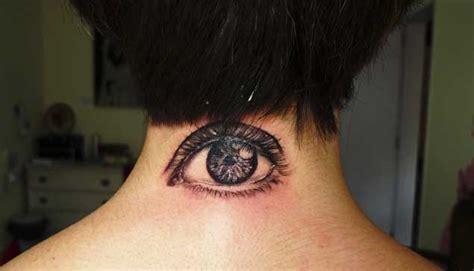 tattoo eye back 34 astonishingly beautiful eyeball tattoos tattooblend