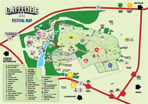latitude map latitude festival 2017 reading festival 2017 leeds festival 2017 rewind 2017 electric