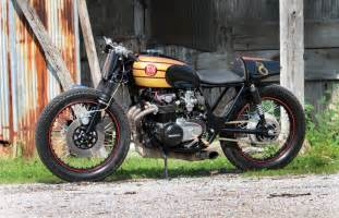 Honda Cafe Racers Honda Cb500 Cafe Racer Way2speed