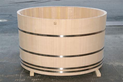 ofuro bathtub custom tubs japanese ofuro bathtubs by bartok design