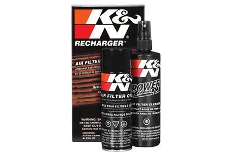 Kn Cleaning Kit k n filter recharger kit aerosol can free shipping