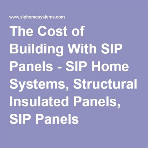 sip house cost the cost of building with sip panels sip home systems structural insulated panels sip panels