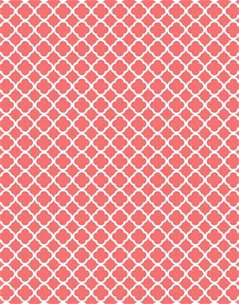 cute quatrefoil pattern chevrons quatrefoil moroccan damask and polka dots