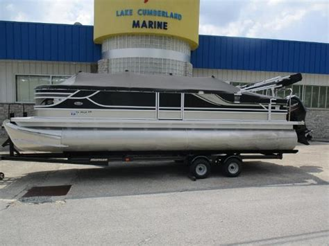 used pontoon boats for sale lake cumberland used boats for sale in somerset kentucky united states 3