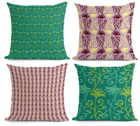 Pillows Patterns Room Ornament