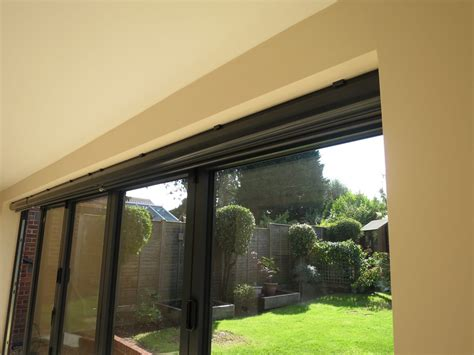 Fitted Blinds by Electric Roller Blinds Fitted Hshire The Electric