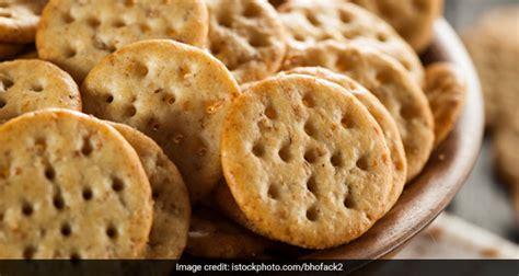 whole grains crackers whole grain crackers recipe ndtv food