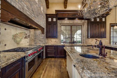 Tuscan Kitchen Countertops by 29 Tuscan Kitchen Ideas Decor Designs