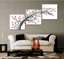 Livingroom Wall Art by 3 Diagonal Wall Art Set Piece Wall Art Set Modern