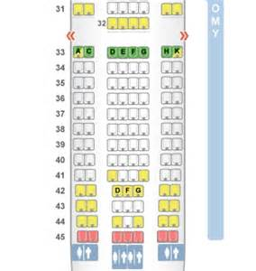 Window And Aisle Seat - review etihad airways economy class a330 200 travelsort