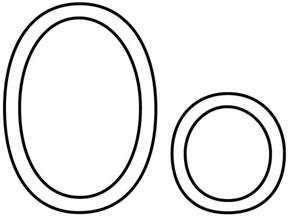letter o coloring pages letter o coloring page alphabet