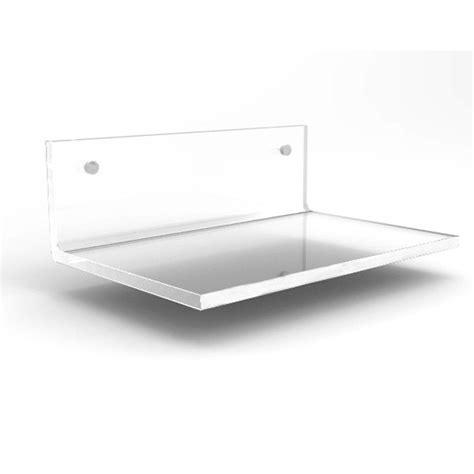mensola in plexiglass mensole in plexiglass su misura richiedi preventivo