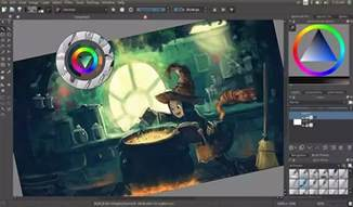 Digital Drawing Software What S The Best Software For A Wacom Drawing Tablet Quora