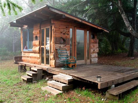 small house cabin deep woods tiny house tiny house swoon