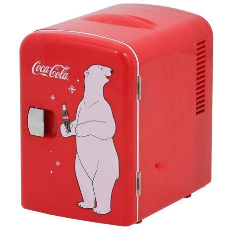Coca Cola Giveaways - coca cola mini fridge flash giveaway