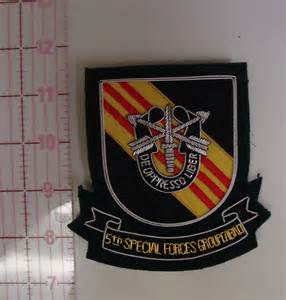 5th special forces group vietnam for pinterest