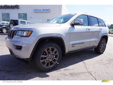 jeep silver 2016 2016 billet silver metallic jeep grand cherokee limited