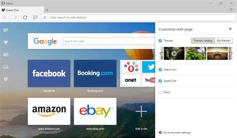 best web browser windows 7 the best browser for windows 10 opera desktop
